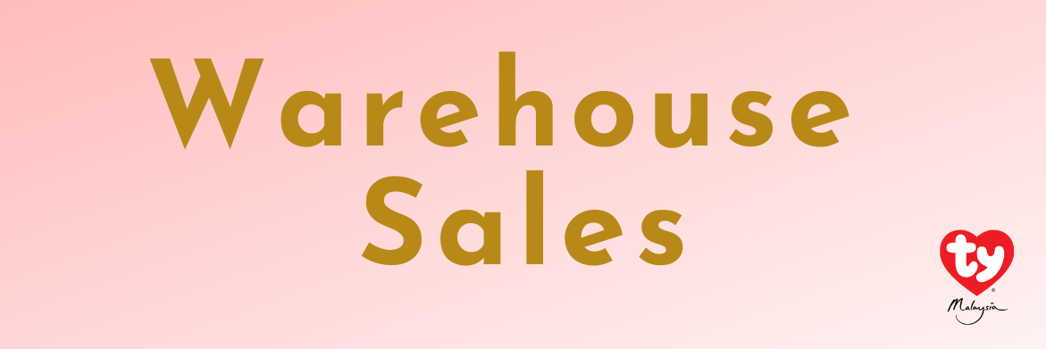 Ty Warehouse Sales