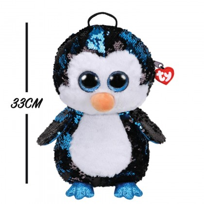 Ty Fashion - Waddles the Penguin Sequins Backpack