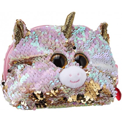 Ty Fashion | Sequins Accessories Bag | Fantasia The Sequin Unicorn | Accessories Bags Gift Idea for Girls Kids