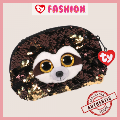 Ty Fashion   Sequins Accessories Bag   Dangler The Sequin Sloth   Accessories Bags Gift Idea for Girls Kids